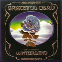 Grateful Dead Closing of Winterland New Years 1978 album cover art.