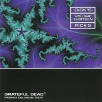Grateful Dead Dick's Picks 13 album cover art.