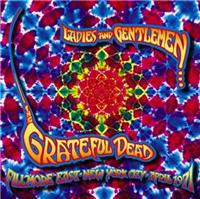 Fillmore East, New York, NY - Ladies and Gentlemen... album cover art.