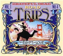 Road Trips 4 album cover art.