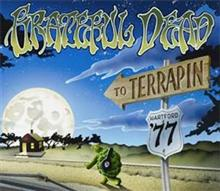 To Terrapin - Hartford '77 album cover.