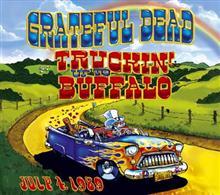 Truckin' Up To Buffalo album cover art.