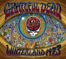 Winterland 1973 boxed set album cover.
