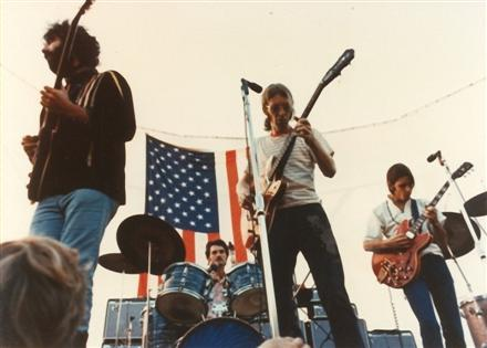 Grateful Dead on stage 9-2-68
