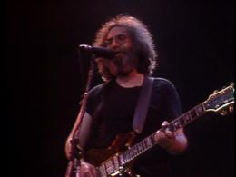 Jerry onstage at Radio City Music Hall.