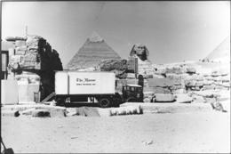 The mobile recording unit used for Grateful Dead Egypt '78