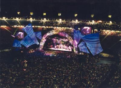 Grateful Dead photos - 6-16-91 Giants Stadium