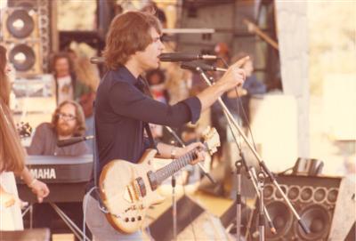 Grateful Dead Photos - Bob Weir 6-4-78