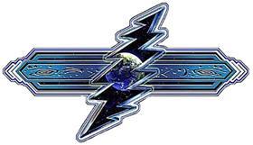 Grateful Dead photos - lightning bolt image