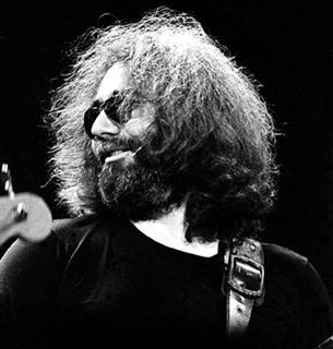 Jerry Garcia profile 12-4-77