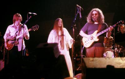 Grateful Dead at Winterland October 1978.