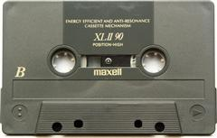 The Maxell commonly used for Grateful Dead tapes.