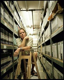Bob Weir in the Grateful Dead tapes vault