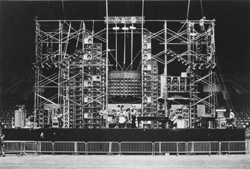 The Grateful Dead's Wall of Sound
