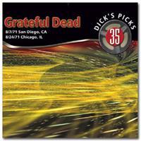 Dick's Picks 35 album cover.