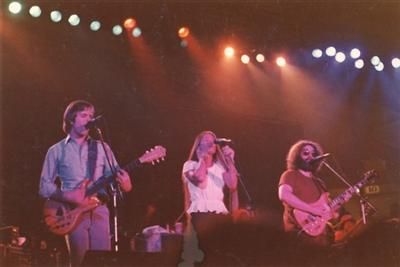 The Grateful Dead on stage 5-6-78