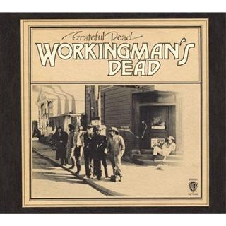 Grateful Dead artwork by Mouse and Kelley for Workingman's Dead