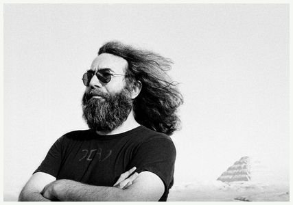 Jerry Garcia in Egypt 1978