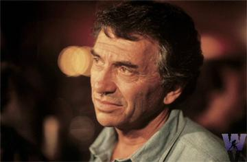 Photo of Bill Graham from Wolfgang's Vault by Ken Friedman.
